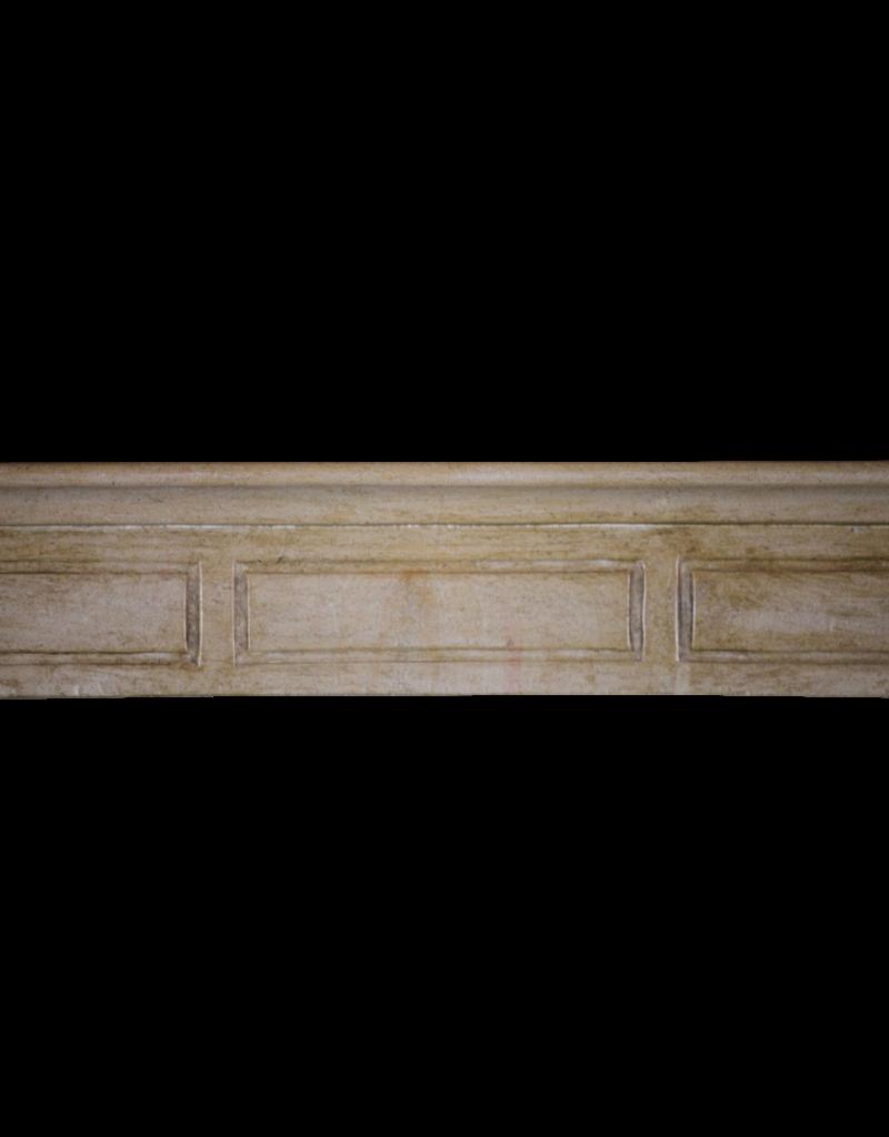 The Antique Fireplace Bank Zweifarbig Französisch Antiken Stein Kamin