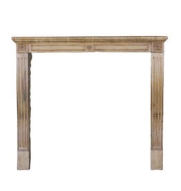 The Antique Fireplace Bank LXVI French Stone Fireplace Surround