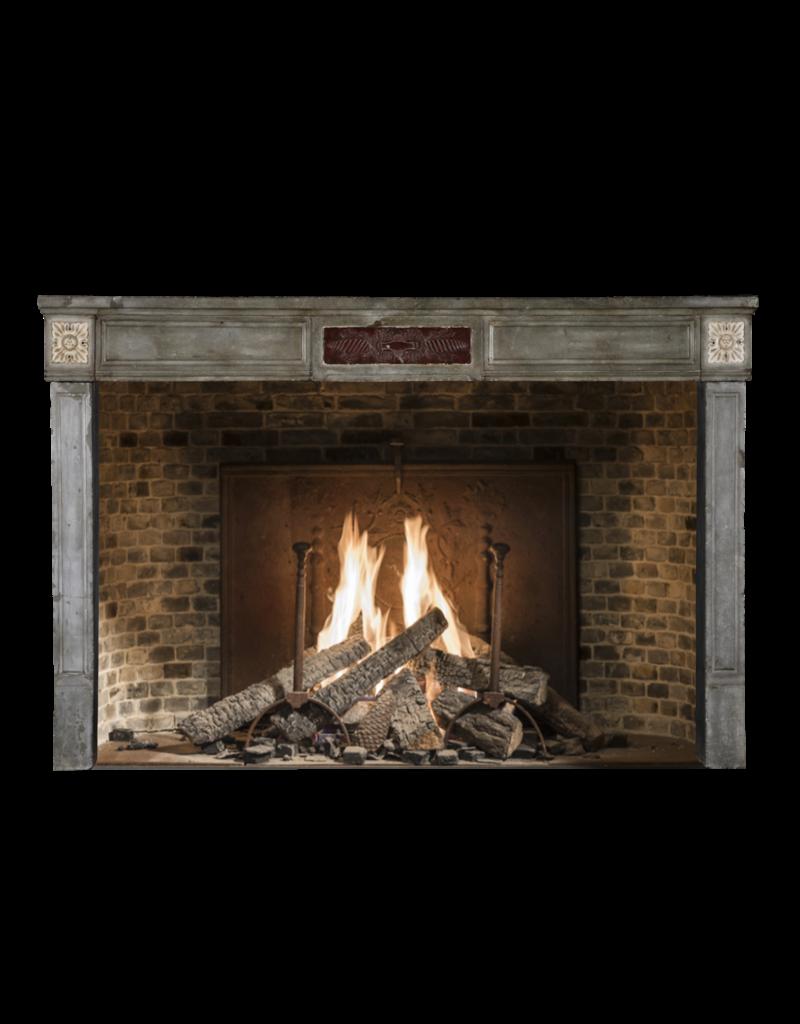 The Antique Fireplace Bank Französisch Burgund Antike Kamin Verkleidung