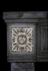 Maison Leon Van den Bogaert Antique Fireplaces & Vintage Architectural Elements Francés Borgoña Antiguo Cheminea