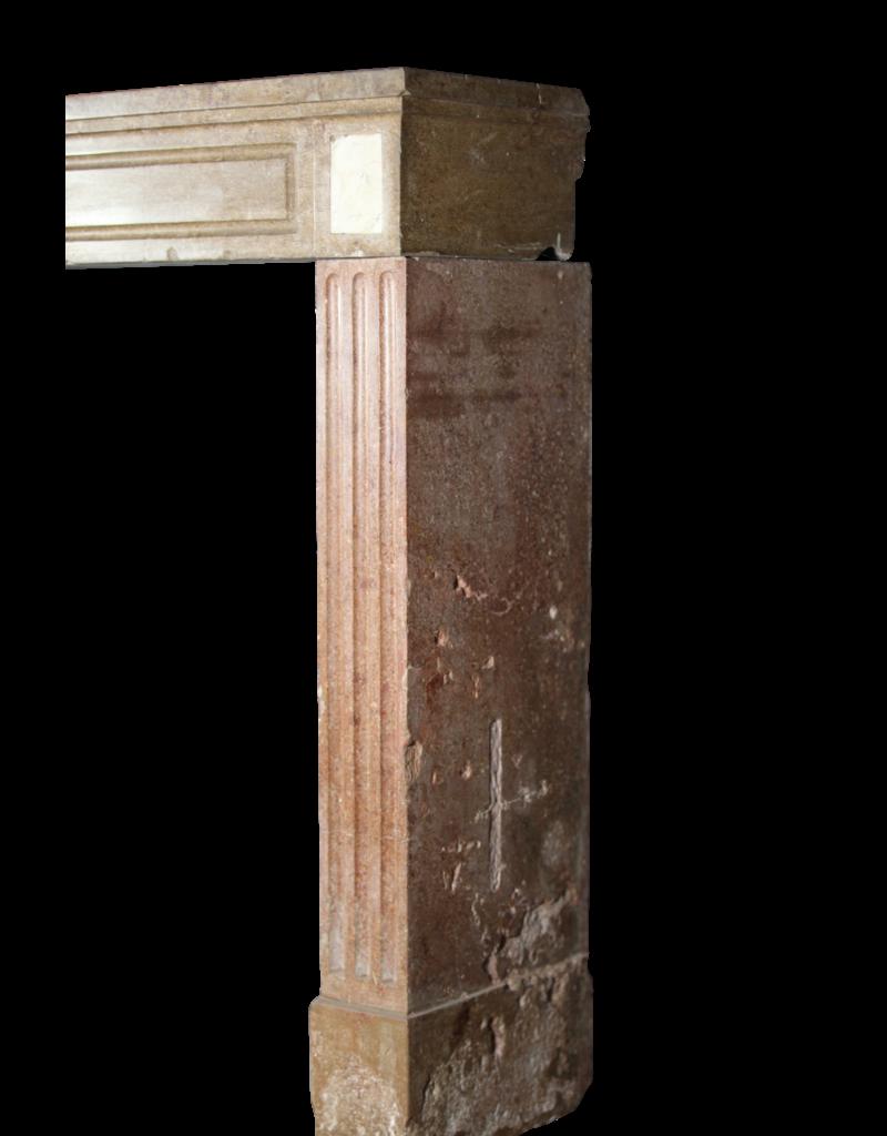 Piedra Roja Siglo 18 Chimenea De La Vendimia