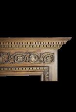 Georgian Style Pine Fireplace Surround
