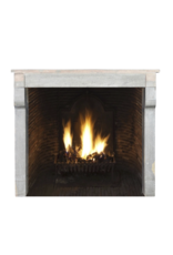 Louis Philippe Period Stone Fireplace Surround