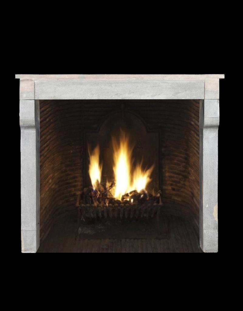 The Antique Fireplace Bank Chimenea Luis Felipe Periodo De Piedra