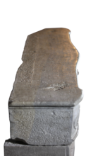 Bicolor French Vintage Stone Surround