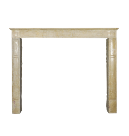 The Antique Fireplace Bank French Timeless Fireplace In Limestone