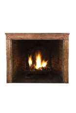 Cosy French Interior Fireplace Mantle