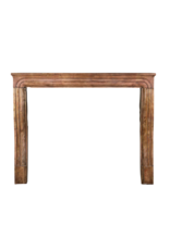 The Antique Fireplace Bank Cosy French Interior Fireplace Mantle