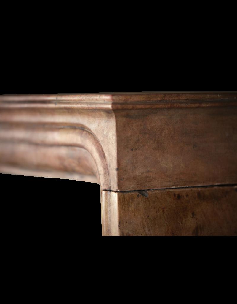 Gemütliche Französisch Innen Kamin Verkleidung