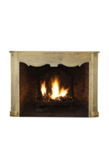 Rustic French Farm House Fireplace