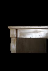 The Antique Fireplace Bank 19. Jahrhundert Französisch Kalkstein Kaminmaske