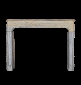 The Antique Fireplace Bank Zweifarbig LXIV Stil Französisch Antiken Stein Surround