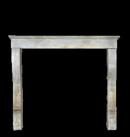 The Antique Fireplace Bank Kleine Zweifarbig Französisch zeitloses Kamin