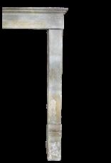 Kleines Bicolor Französisch Timeless Kamin Mantel