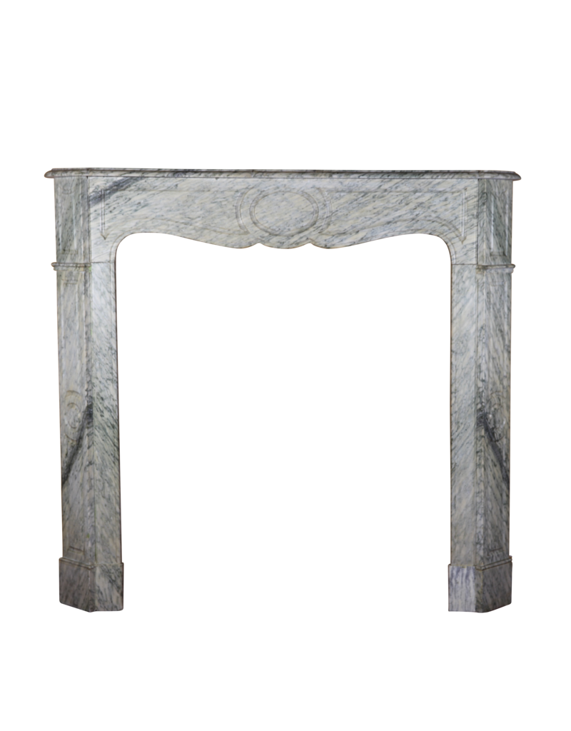 19Th Century French Style Fireplace Mantle