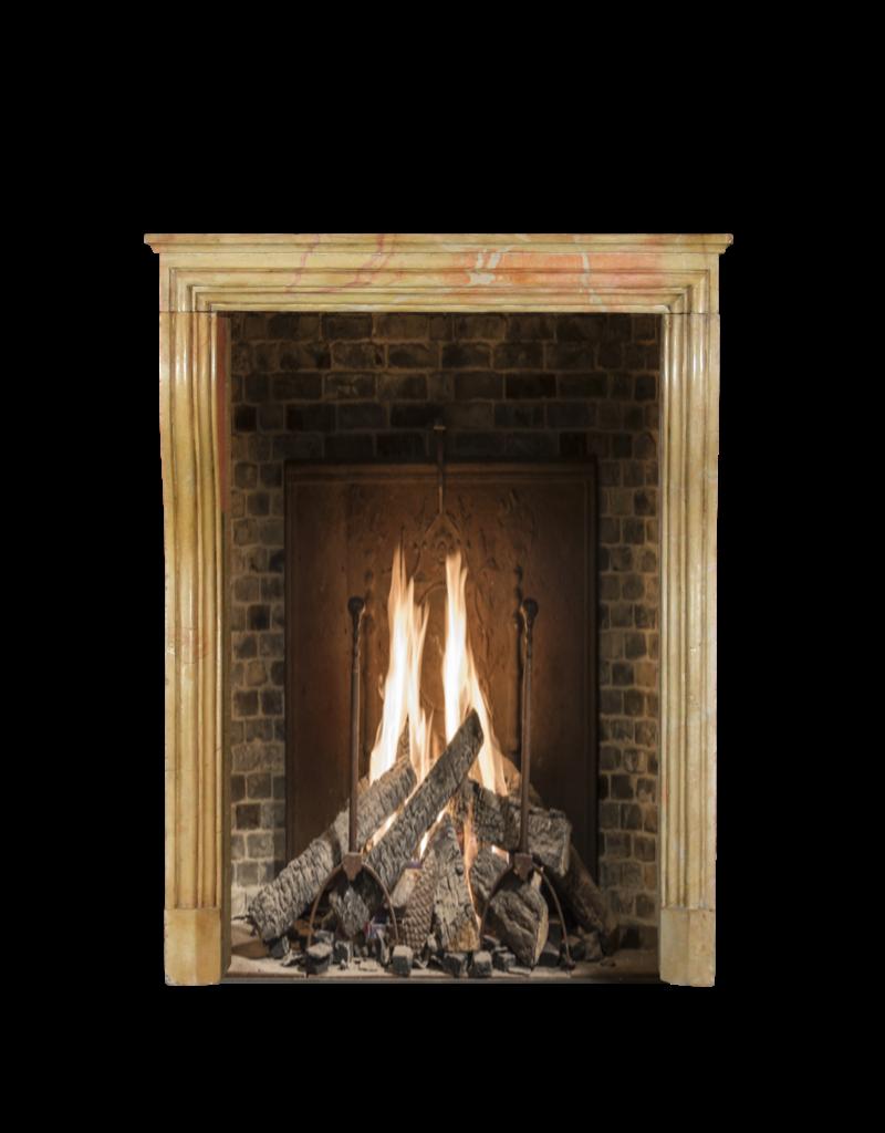 The Antique Fireplace Bank Estilo Bicolor LXIV Antigua Chimenea Francesa