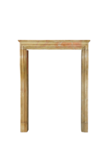 The Antique Fireplace Bank Zweifarbig LXIV Stil Französisch Antik Kamin