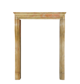 The Antique Fireplace Bank Estilo Bicolor LXIV Envolvente De Piedra Antiguo Francés