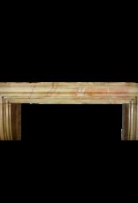 Estilo Bicolor LXIV Antigua Chimenea Francesa