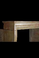 Zweifarbig LXIV Stil Französisch Antik Kamin