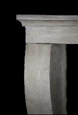 The Antique Fireplace Bank Kleines Französisch Stein Kaminmaske