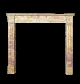 The Antique Fireplace Bank Französisch Original Zweifarbig Stein Kamin Verkleidung