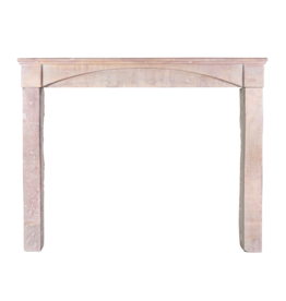 Small Elegant Vintage French Fireplace Surround