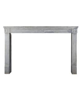 The Antique Fireplace Bank 18Th Century Grey Stone Vintage Fireplace Surround