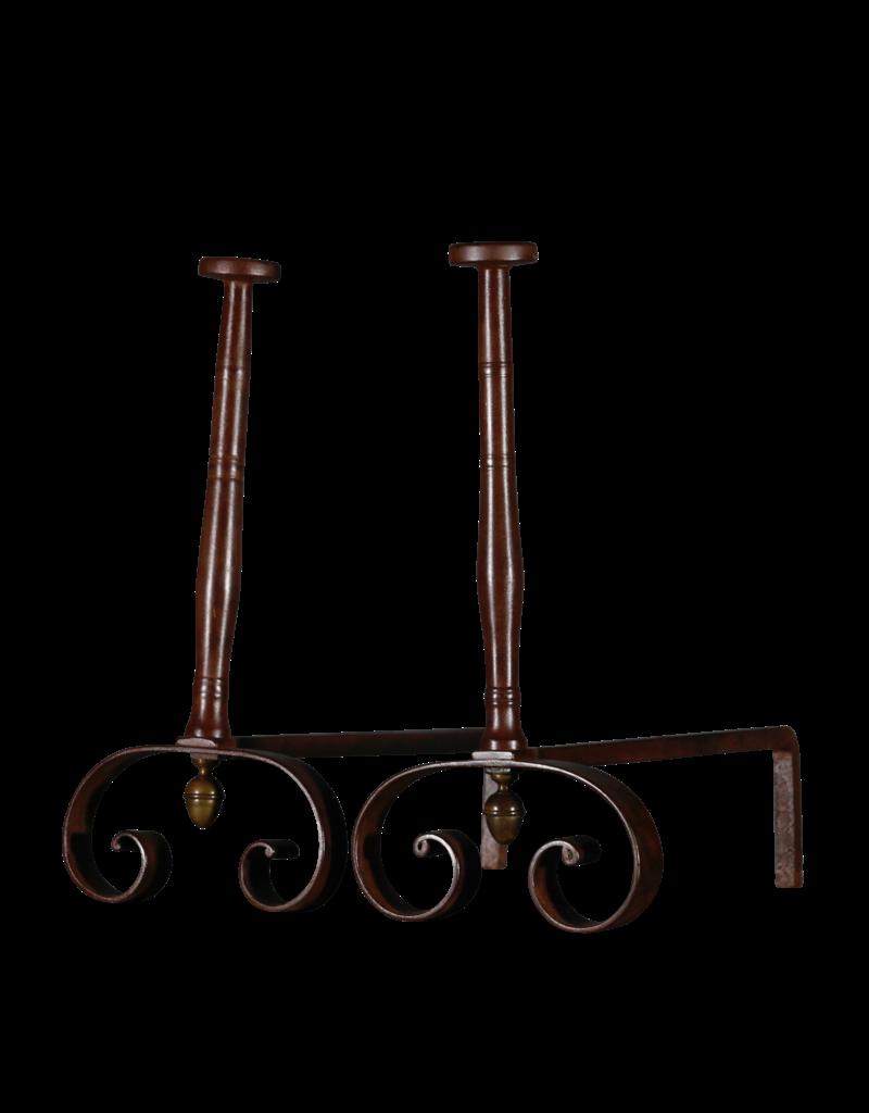 Siglo 19 Conjunto De Morillos De La Vendimia