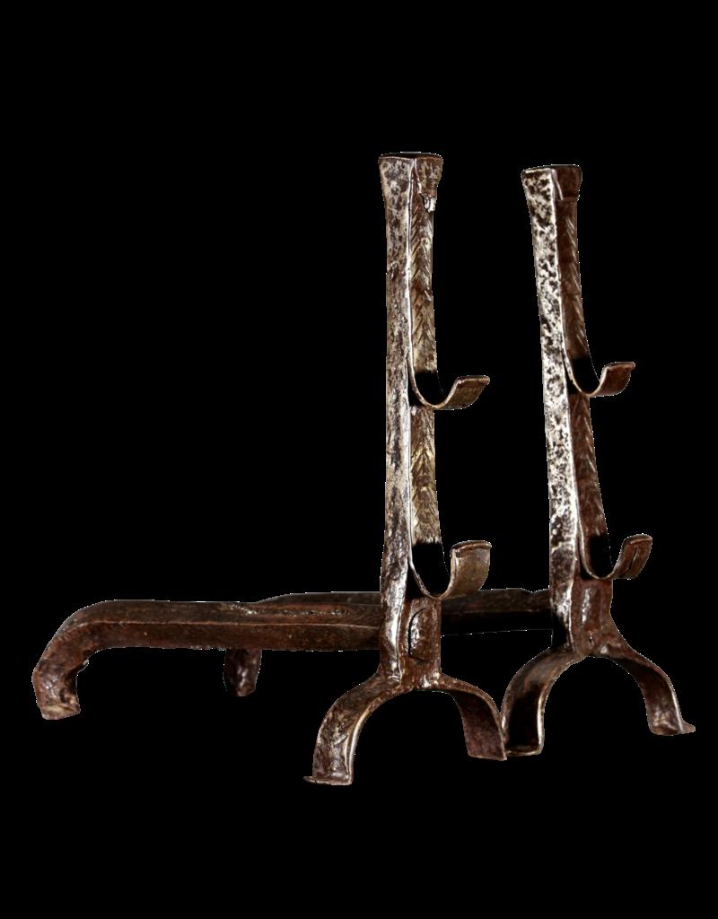 15. Jahrhundert Set Vintage Feuerböcke