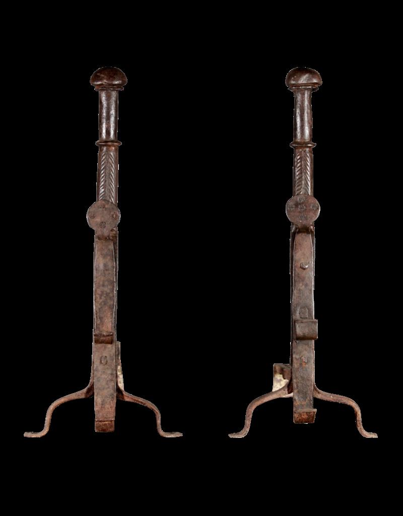 16. Jahrhundert Periode Set Von Feuerböcke