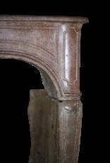 The Antique Fireplace Bank Francés Chique País Chimenea