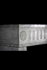 The Antique Fireplace Bank 18. Jahrhundert Feine Französisch Kamin In Hart Bleu Stein