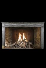 The Antique Fireplace Bank Breites Französisch Stein Kaminmaske