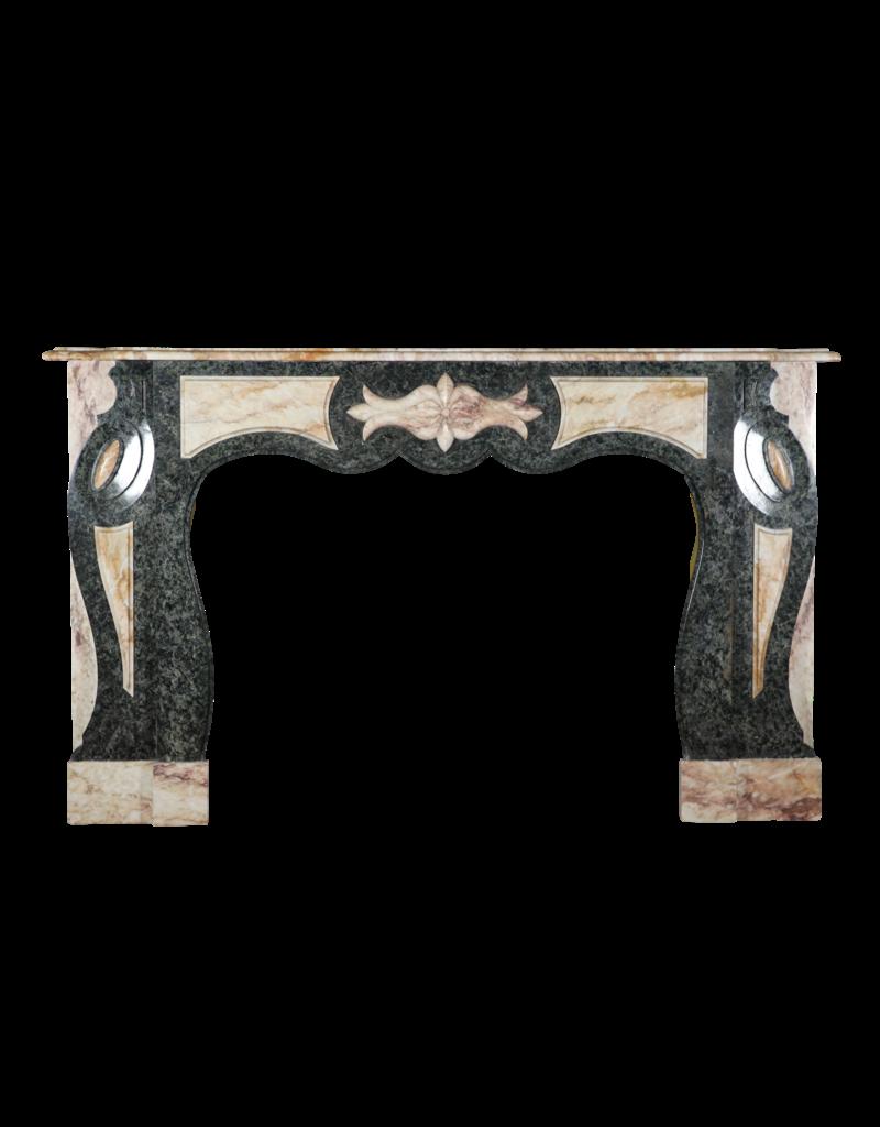 Maison Leon Van den Bogaert Antique Fireplaces & Vintage Architectural Elements Art Deco Chimenea De Mármol De Sonido Envolvente