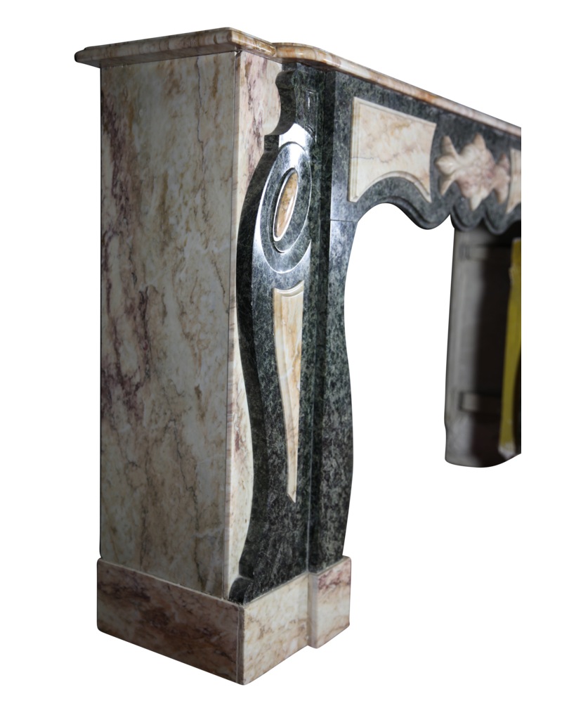 The Antique Fireplace Bank Art Deco Marble Fireplace Surround