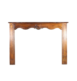 The Antique Fireplace Bank French Country Wood Fireplace Mantle