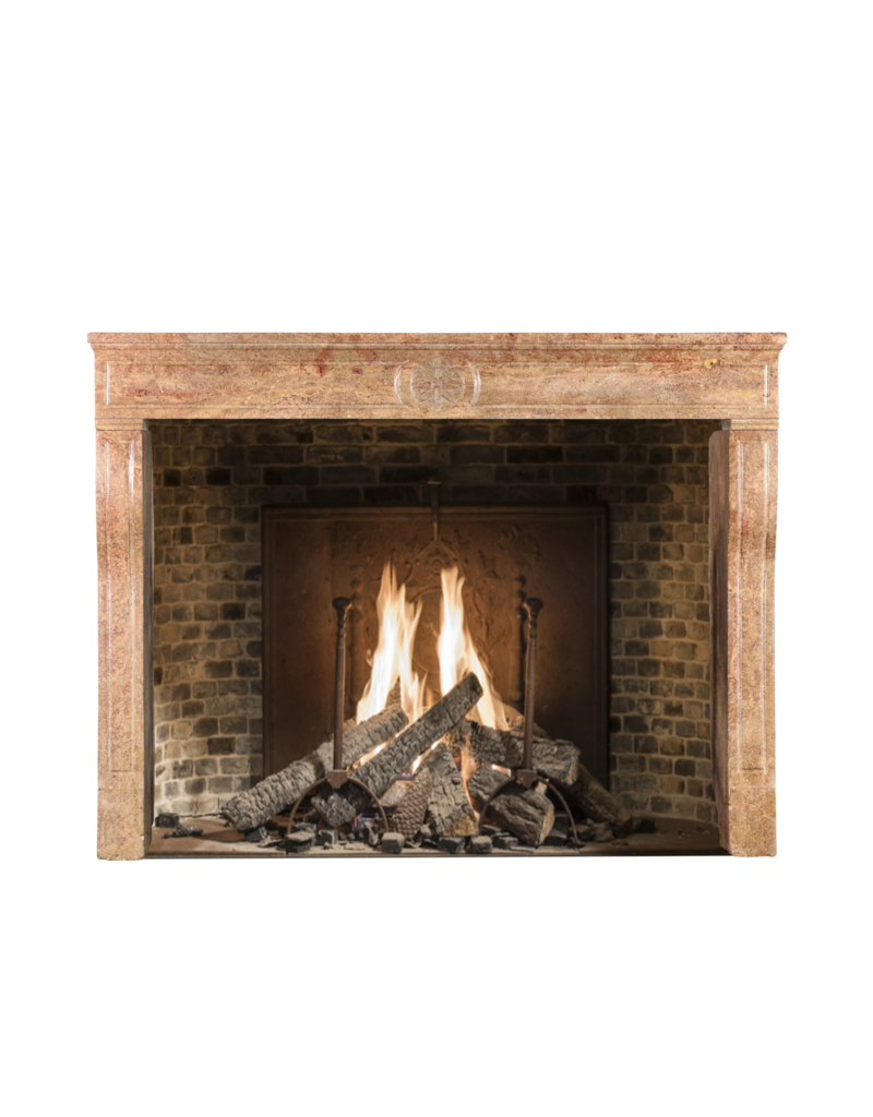 The Antique Fireplace Bank Feine Tiefe Und Reiche Farbe Jahrgang Kaminmaske Aus Stein