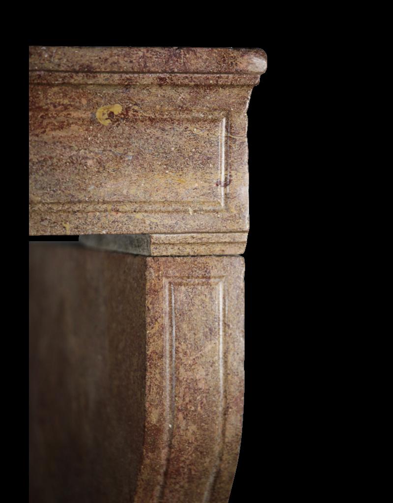 The Antique Fireplace Bank Fine Profundo Y Rico En Color Chimenea De La Vendimia Surround En Piedra