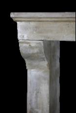 The Antique Fireplace Bank Periodo Art Nouveau Piedra Caliza Chimenea De La Vendimia