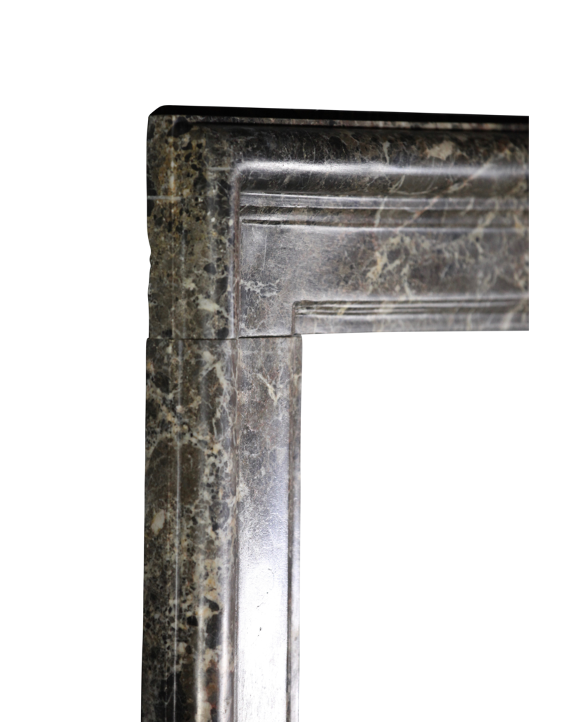 Bolection Marble Fireplace Surround