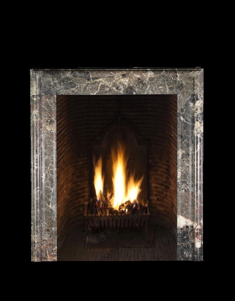 Maison Leon Van den Bogaert Antique Fireplaces & Vintage Architectural Elements Bolection Chimenea De Mármol De Sonido Envolvente
