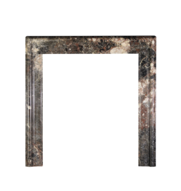 Maison Leon Van den Bogaert Antique Fireplaces & Vintage Architectural Elements Contemporánea Bolection Chimenea De Mármol De Sonido Envolvente