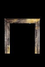 Maison Leon Van den Bogaert Antique Fireplaces & Vintage Architectural Elements Rica Del Color De Mármol Completo Bolection Siglo 20 Chimenea