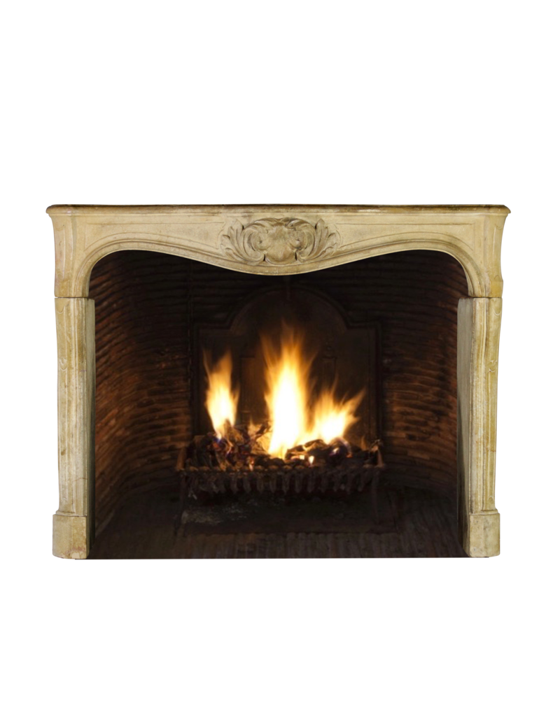 French Classic Regency Period Fireplace Surround