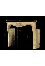 The Antique Fireplace Bank Französisch Klassiker Regentschaft Period Kaminmaske