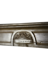 Empfindliche Ludwig XVI Stil Jahrgang Kamin Verkleidung