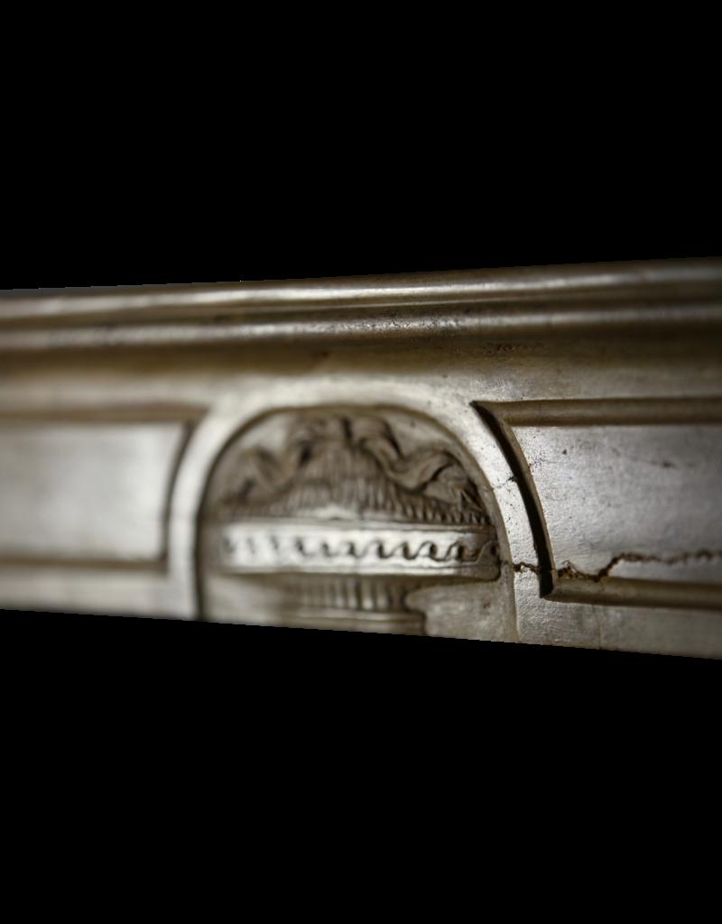 The Antique Fireplace Bank Delicado Estilo Luis Xvi Cheminea De La Vendimia