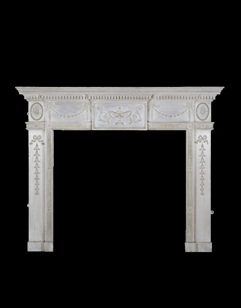 Fine English Pine Fireplace Surround