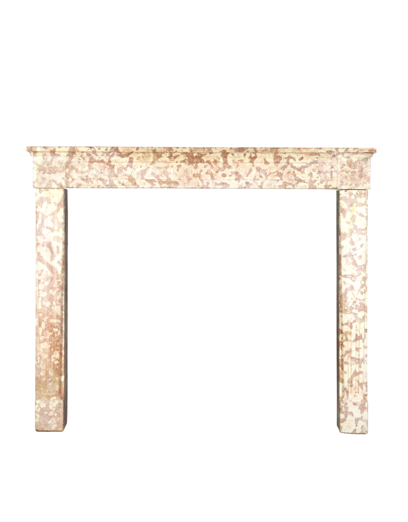 Classic Louis Xvi French Marble Stone Fireplace Surround The Antique Fireplace Bank